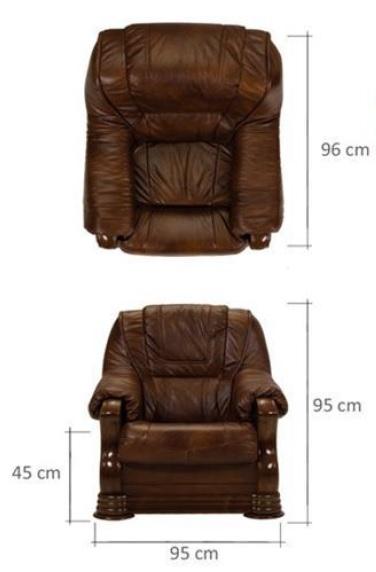 Parma_Fotel