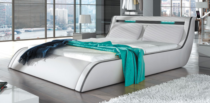 Łóżko Corfu