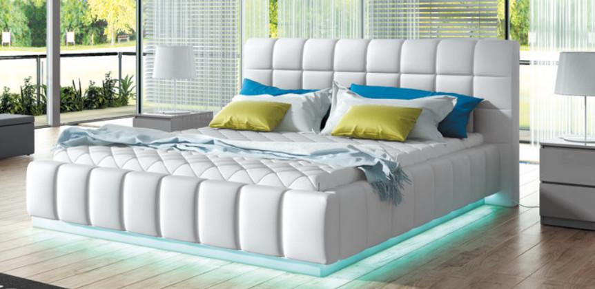 Łóżko Prato