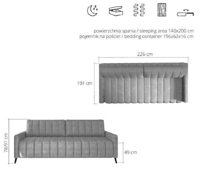 Sofa Molly