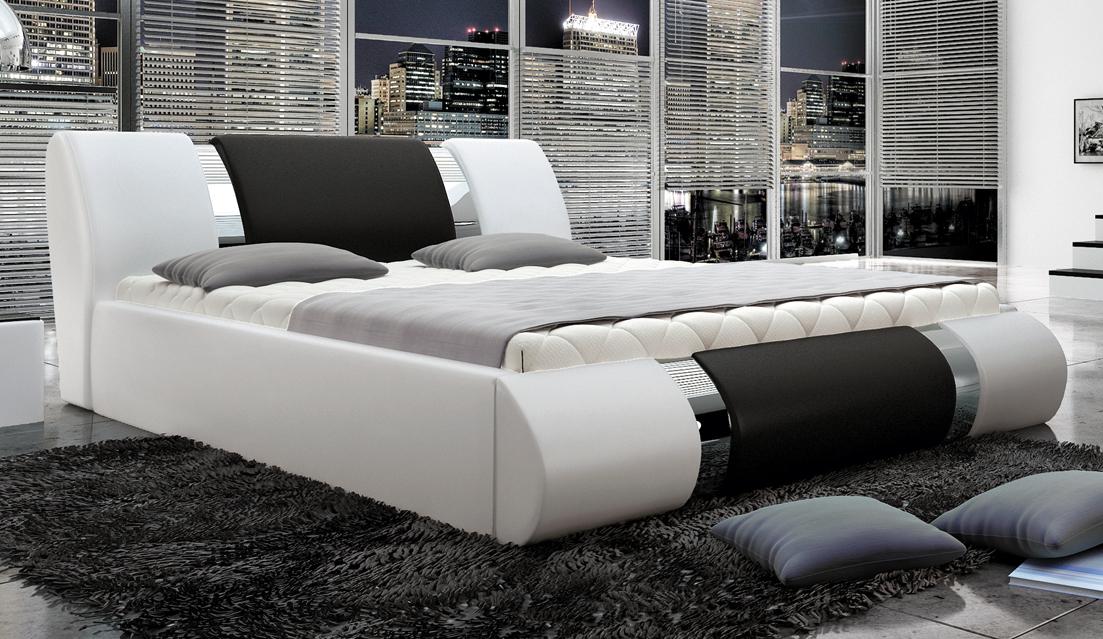 łóżko Tapicerowane Atlantis Promocja